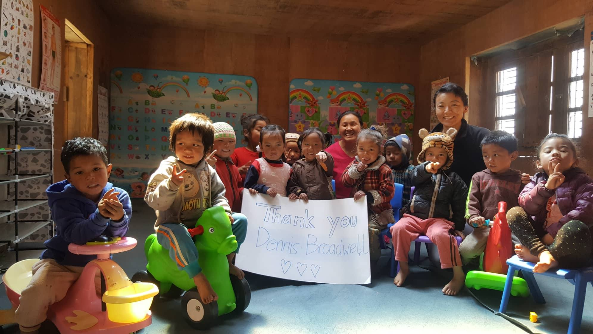 Climb Rainier to Support The Himalayan Outreach Project
