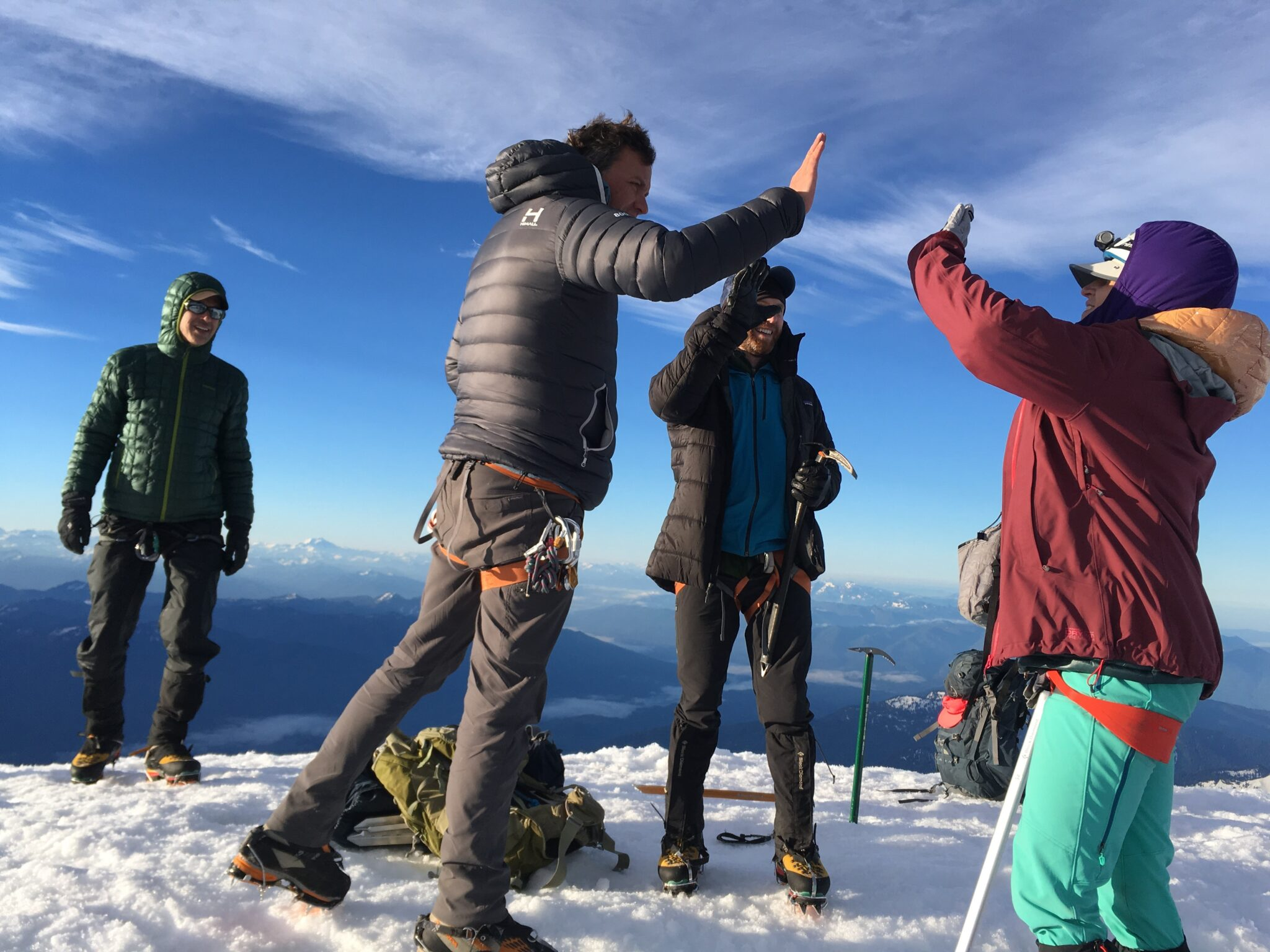 Celebrating 10 years of Northwest Alpine Guides adventures!